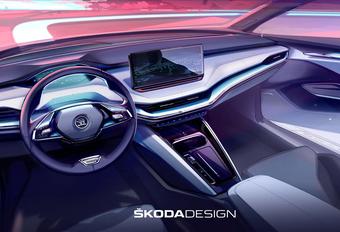 Škoda Enyaq iV : matériaux durables et recyclés pour l'intérieur #1