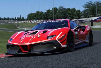 Word jij de nieuwe simracer van Ferrari? #1