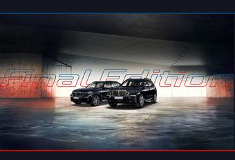 BMW zwaait de quadturbodiesel uit met Final Edition #1