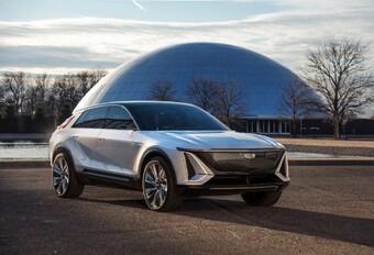 Cadillac gaat elektrisch met de Lyriq #1