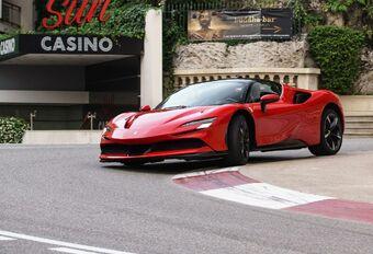 Ferrari SF90 Stradale: leveringen uitgesteld #1