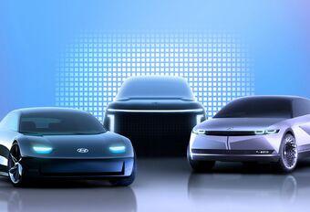 Ioniq, een nieuw elektrisch automerk #1