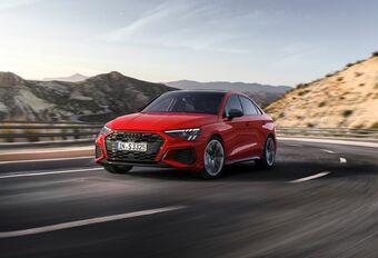 Audi onthult S3 Sportback en Berline #1