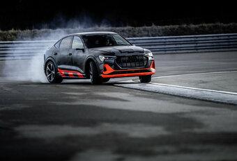 Audi ontwikkelt nieuw Quattro-systeem voor elektrische modellen #1
