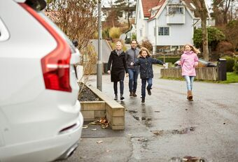Volvo : faire du 1er septembre une journée de sécurité routière #1