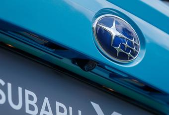 Lek bij Subaru verklapt elektrisch model en nieuwe WRX STI #1