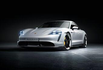 Porsche Taycan Turbo S is nog 0,2 seconden sneller #1