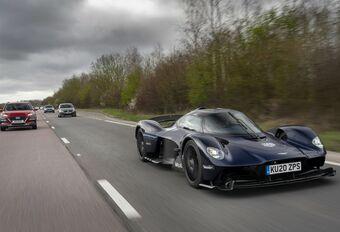 Plus d'Aston Martin Valkyrie?  #1