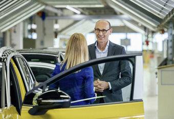 Volkswagen ID.4 : portière dévoilée #1