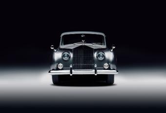 De eerste elektrische Rolls is een Phantom van 1961 #1