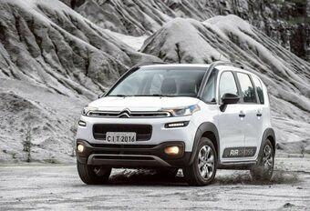 Citroën recycle le C3 Picasso en Aircross en Argentine #1