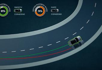 Jaguar Land Rover compte réduire le mal des transports #1