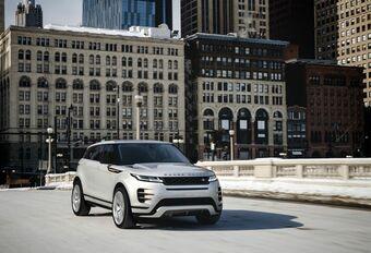 Range Rover Evoque Autobiography : microhybride #1