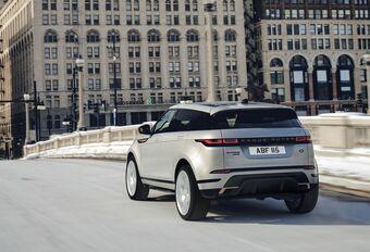Range Rover Evoque nu ook als luxe Autobiography #1