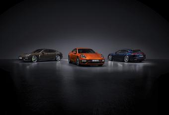 Porsche Panamera : nouvelle gamme de moteurs #1