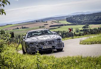 Eerste blik op de nieuwe Mercedes-AMG SL #1