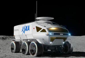 Toyota Lunar Cruiser: niet voor de aarde #1