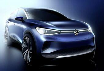 Volkswagen ID.4 : un coin du rideau levé #1