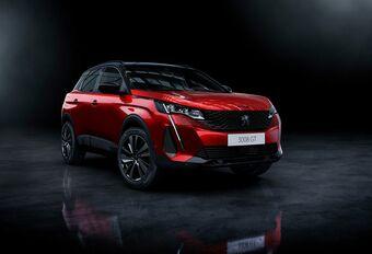 Peugeot 3008 krijgt facelift met speciale grile #1