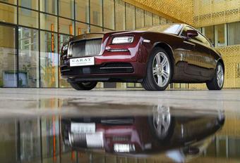 Niels Van Roij transformeert Rolls-Royce tot Shooting Brake #1