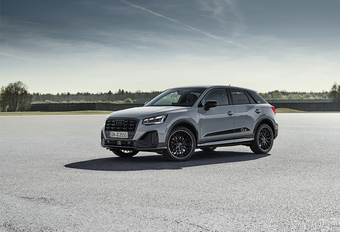 Audi Q2: facelift op detailniveau #1