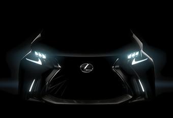Lexus LBX wordt luxueuze Toyota Yaris Cross #1