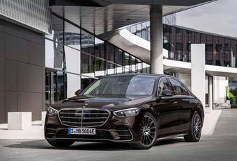 Gelekt: Mercedes S-Klasse #1