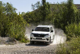 Toyota Land Cruiser: potentere diesel #1
