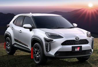 Komt Toyota met GR-sportversie van Yaris Cross? #1