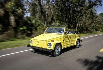 Volkswagen se réserve le nom e-Thing #1