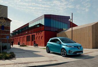 Renault Zoé : à maturité #1