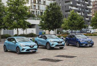 E-Tech: de moduleerbare hybridisering van Renault #1