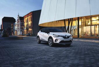 Renault Captur E-Tech Plug-In : polyvalence maximale #1