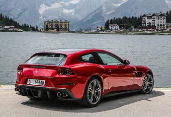Ferrari neemt afscheid van GTC4 Lusso, wordt vervangen door Purosangue #1