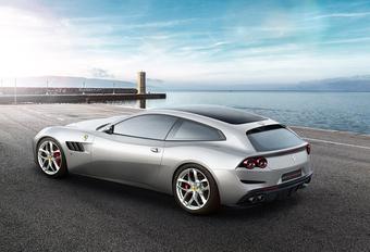 Ferrari GTC4 Lusso gaat op pensioen #1