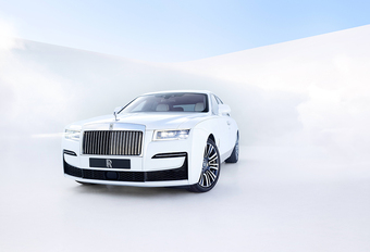 Nieuwe Rolls-Royce Ghost legt de lat nog wat hoger #1