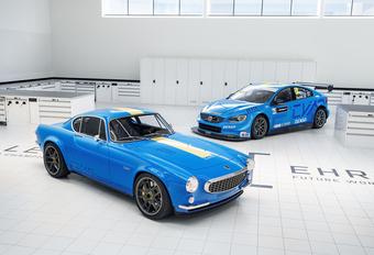 Cyan Racing bouwt restomod op basis van de Volvo P1800 #1