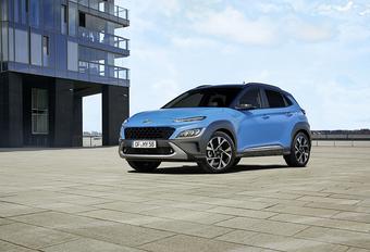 Hyundai Kona : un lifting tout net #1