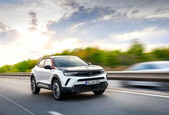 L'Opel Mokka dévoile ses motorisations thermiques #1