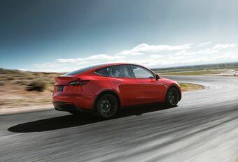 Tesla augmente son capital #1