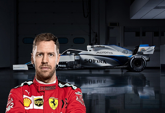 Sebastian Vettel naar Williams F1? #1