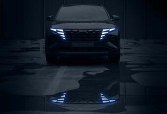 Hyundai Tucson : premières images #1