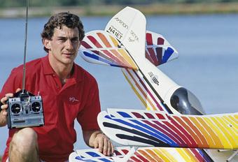 Netflix komt met miniserie over Ayrton Senna #1