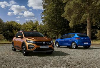 Dacia toont nieuwe Sandero en Sandero Stepway, Logan verdwijnt #1