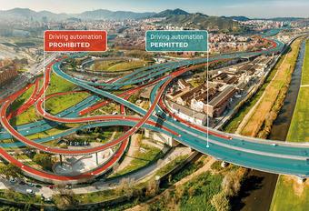 TomTom RoadCheck, vers une conduite autonome en toute sécurité #1