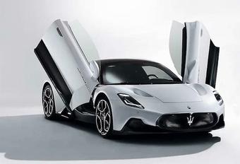 Gelekt: Maserati MC20 #1
