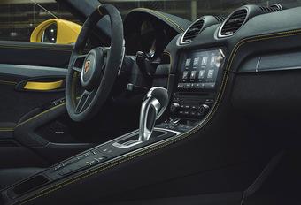 Porsche geeft PDK aan 718 6-cilinders #1