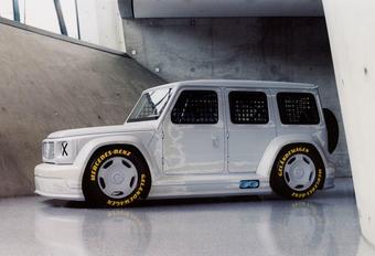 Project Geländewagen is krankzinnige Mercedes-AMG G  #1