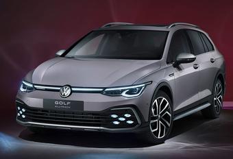 Officieel: VW Golf Variant op avontuur als Alltrack #1