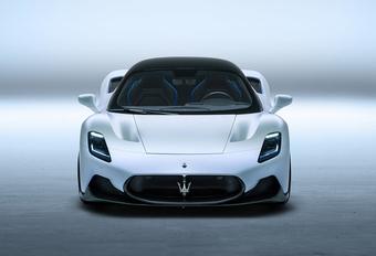 Officieel: Maserati MC20 gaat voor scalp van Ferrari en Lamborghini #1